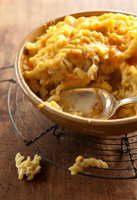 tuna macaroni and cheese 3