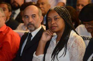 De Rui sobre Olivia: mulher negra que tem a face do estado