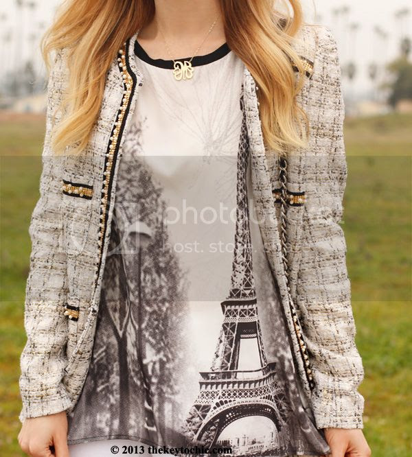 Boohoo Boutique Grace boucle jacket