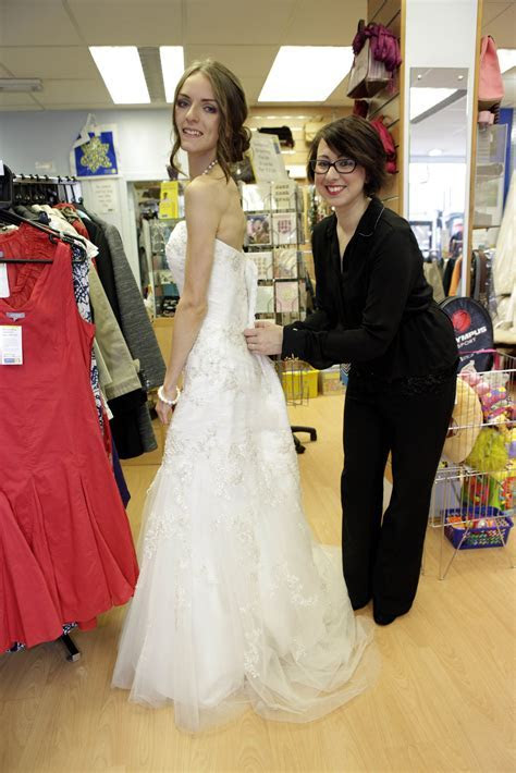 £1,500 Designer wedding dress donated to Edinburgh charity