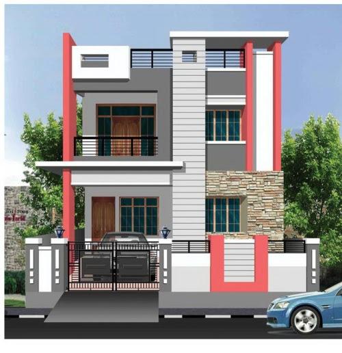 Desain Atap Rumah Datar Untuk Tampilan Kontemporer Rumahminimalis Com