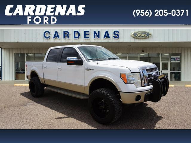 2010 Ford F 150 King Ranch