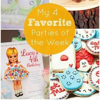 Alice In Wonderland Party Ideas   Catch My Party