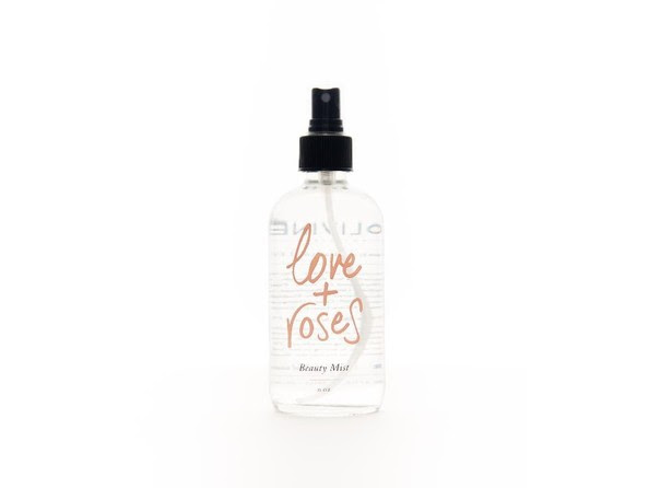 Olivine Love + Roses Beauty Mist