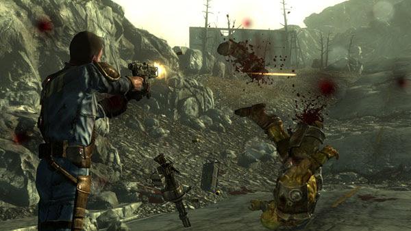 Fallout 3 Gore