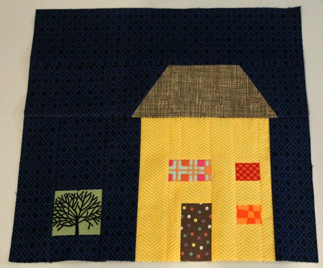 House block for MissLuella