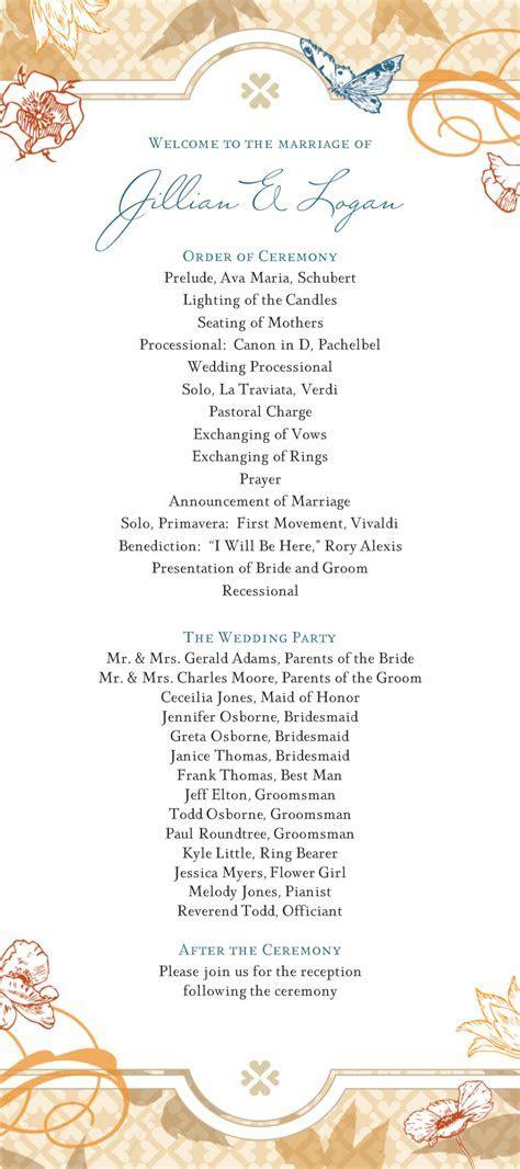 Others: Wondrous Sample Wedding Ceremony Ideas