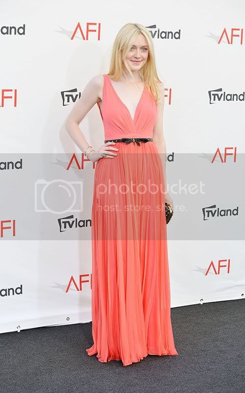 Steal Their Style: Dakota Fanning in Gucci