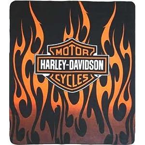 Discount Comforter Sets Harley Davidson Motorcycles Wolf