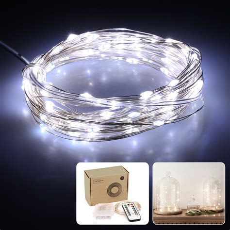 10M 100 LED Starry String Light Copper Wire Lights