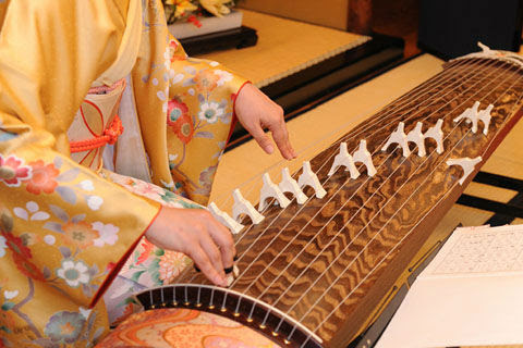 Japanese Culture - Entertainment - Musical Instruments