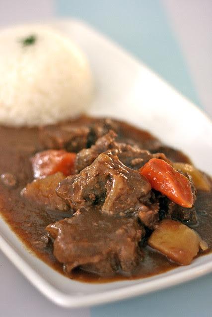 """""""Secret Beef Stew"""""""