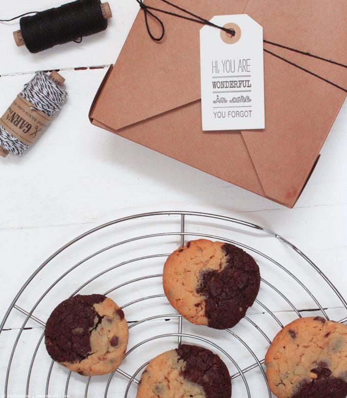 Geschenke aus der Küche, Papierbox