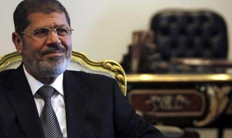 Mesir Memanas, Mursi Temui Yudikatif