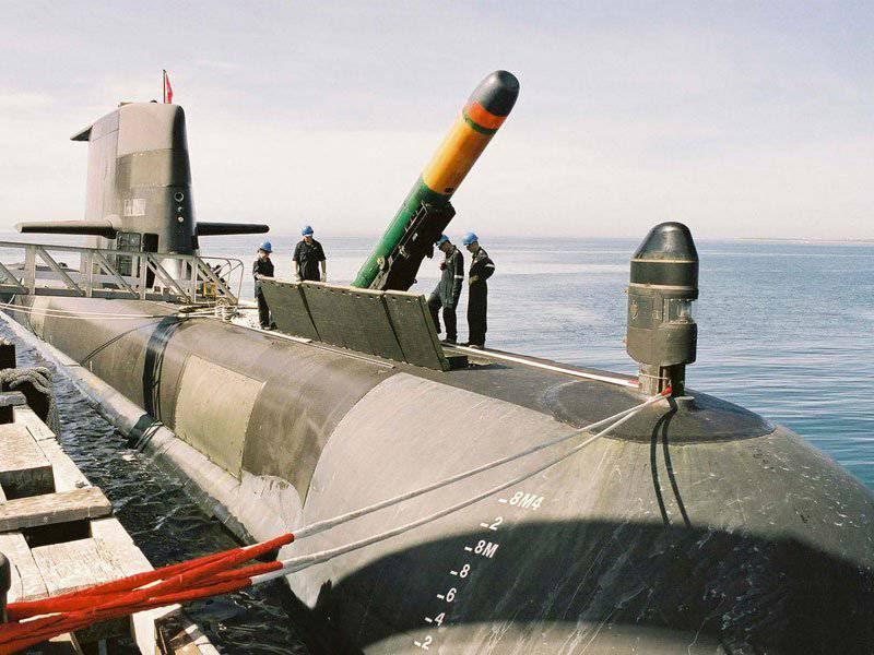 сколько торпед на подводной лодке