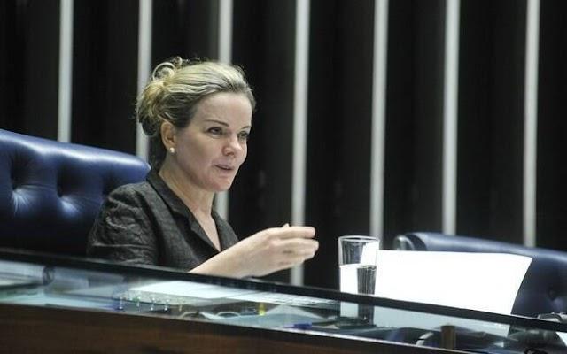 Janot denuncia Gleisi Hoffmann e ex-ministro por corrupção e lavagem de dinheiro