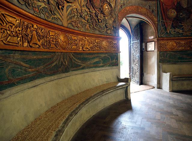 Watts Chapel Interior