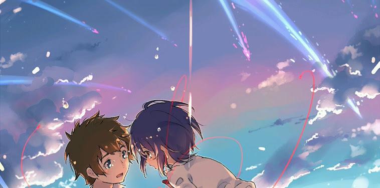 Imagenes Del Anime Kimi No Na Wa