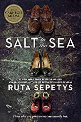 Book Review Salt To The Sea By Ruta Sepetys