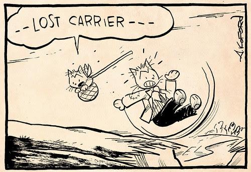 Laugh-Out-Loud Cats #2133 by Ape Lad