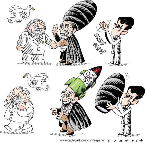 Cartoon by Osmani Simanca