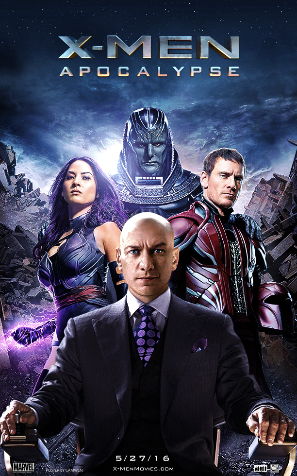 First X-MEN: APOCALYPSE Trailer Will Arrive Tomorrow; Plus A New ...