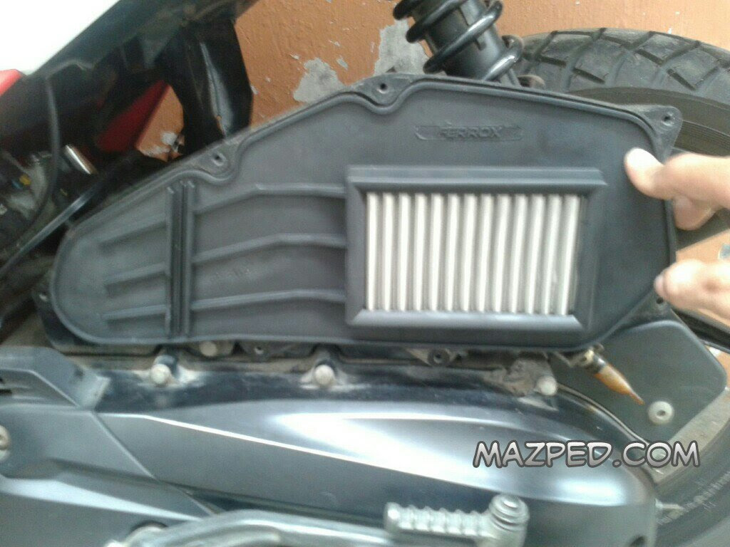 Mengenal Air Filter FERROX MAZPEDiaCOM