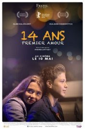 background picture for movie 14 ans, premier amour