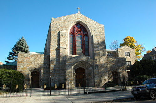 Holy Innocents Roman Catholic Church, East 17th Street