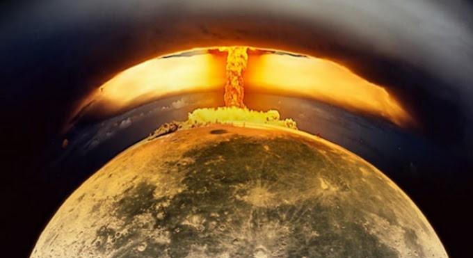 A ideia maluca dos EUA e URSS explodirem a bomba atômica na Lua