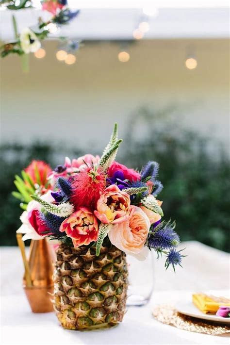 Let's Have A Pineapple Party! {Decorations}   B. Lovely Events