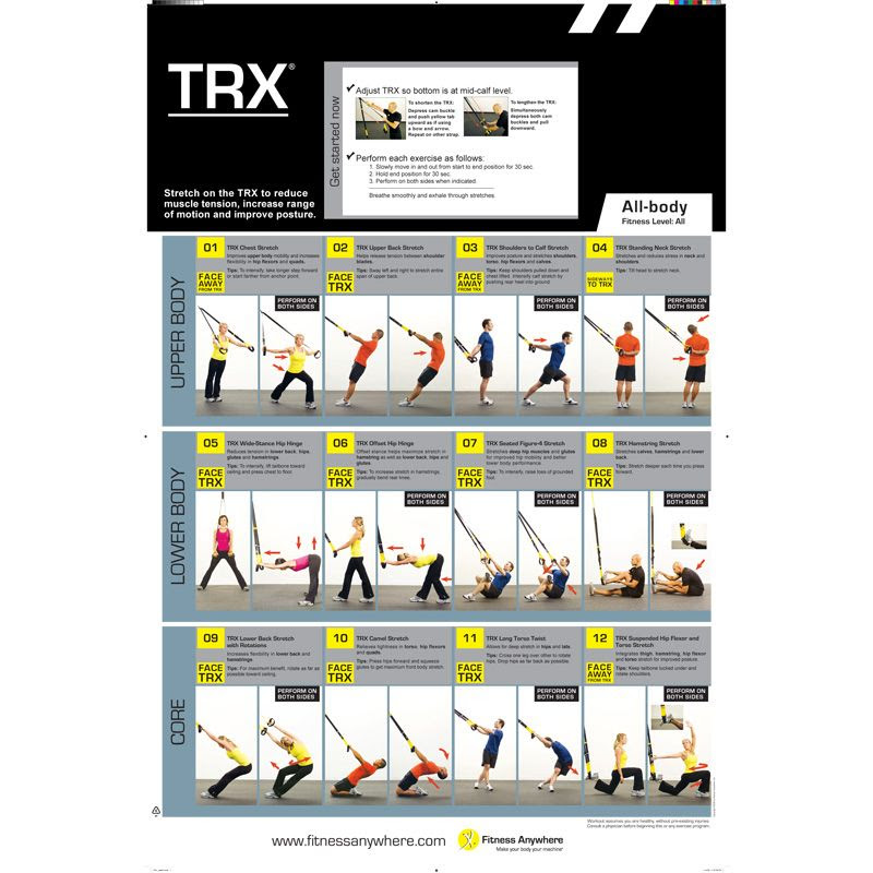 Trx Yoga Pdf Yogawalls