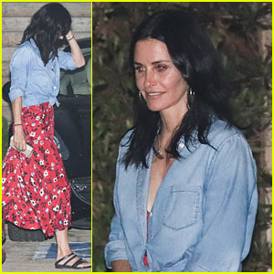 Courteney Cox Would Love To Have a Baby With Johnny McDaid