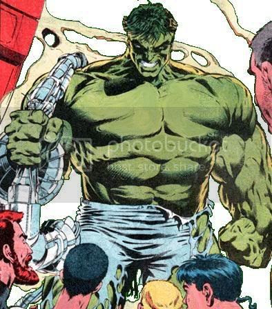 Hulk e o Panteão