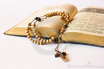 rosary beads breviary