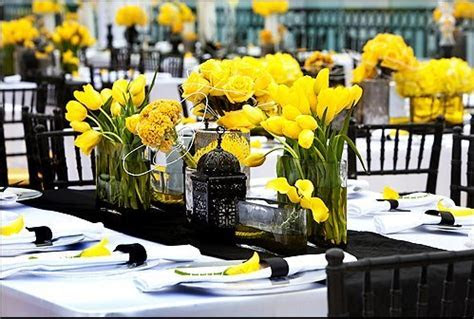 Yellow Wedding Color Combination Ideas   Dream Weddings