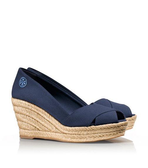 Filipa Espadrille Wedge Sandal : Women's Designer Sandals | Tory Burch |