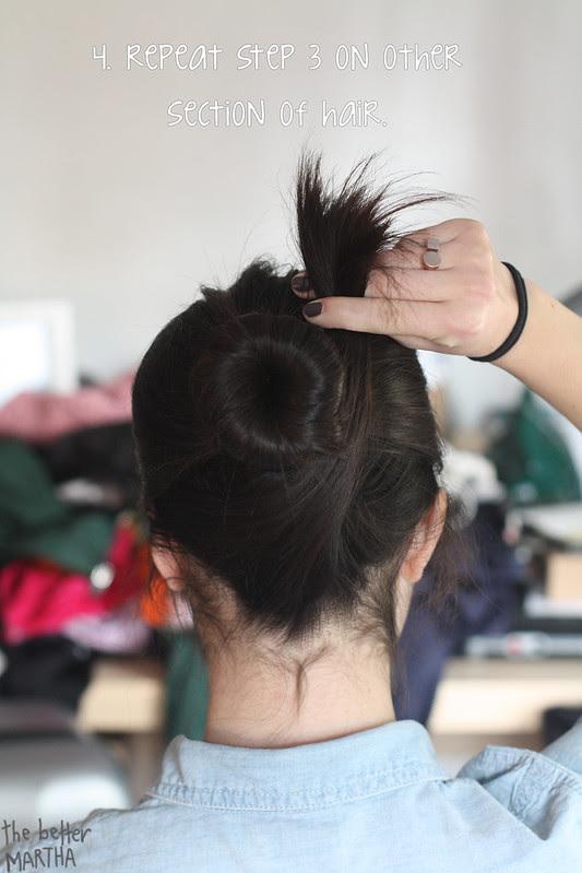 Hair Step 4