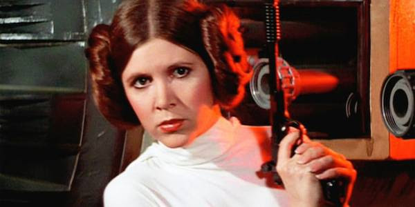PEACE AND LOVE TO CARRIE FISHER, PRINCESS LEIA
