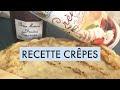 Crepe Recette Pour 2