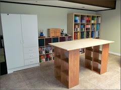 Studio work table