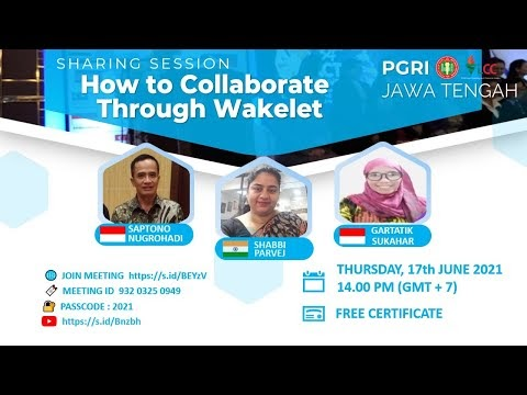 How to Collaborate Through Wakelet