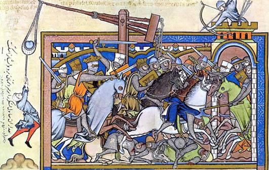 ii congreso internacional jovenes medievalistas