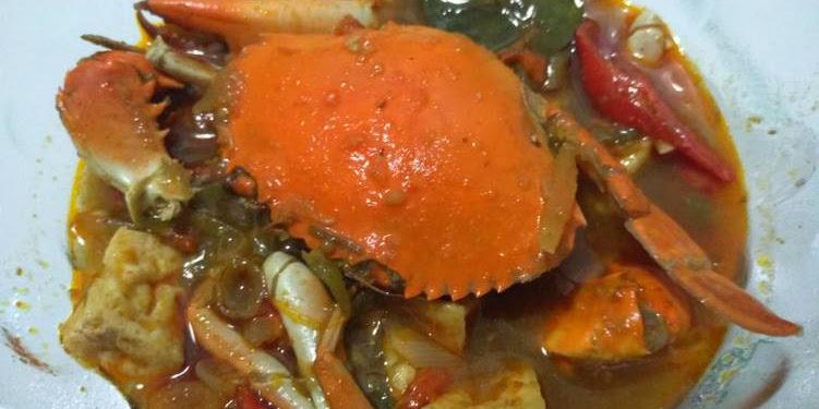 Resep Kepiting Saos Padang Oleh DaDel