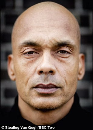 Octave Durham, pictured, along with his accomplice Henk Bieslijn were behind the 2002 theft