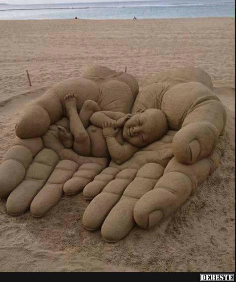 Cool Und Alles Aus Sand Lustige Bilder Sprüche Witze Echt Lustig