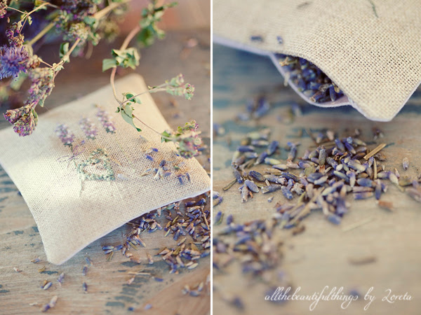 Lavender Sachet (acufactum)
