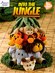 Into the Jungle Crochet Pattern
