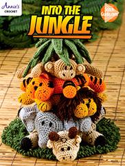 Into the Jungle Crochet Pattern