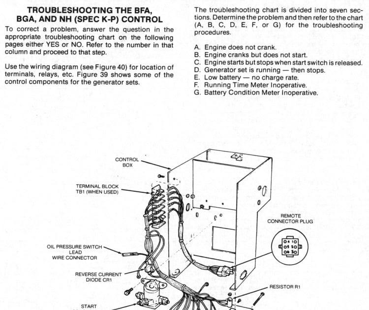 Pdf Download 6000 Onan Rv Generator Wiring Diagram